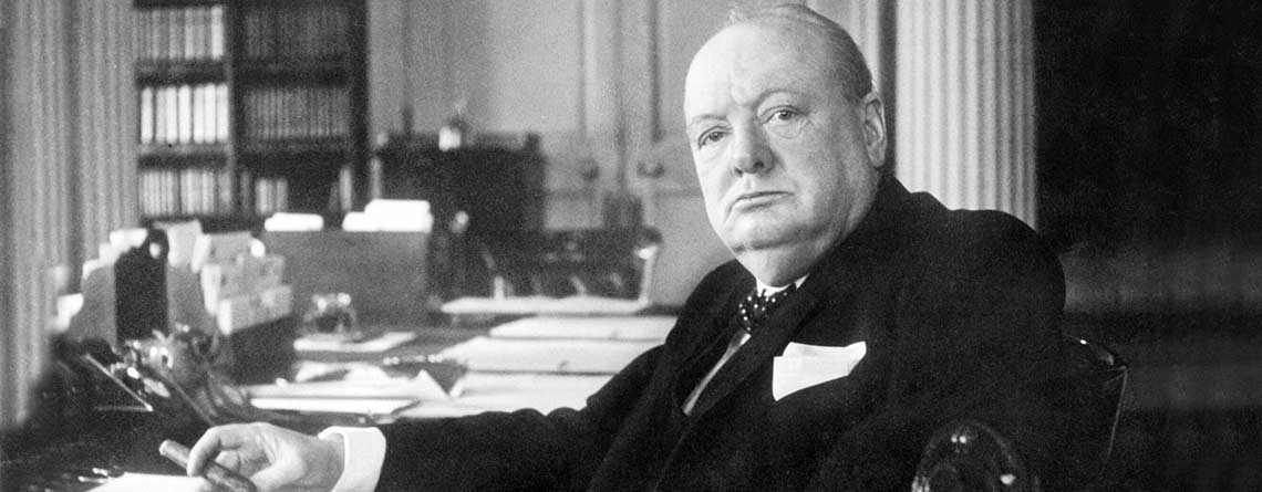Churchill Rede Zürich