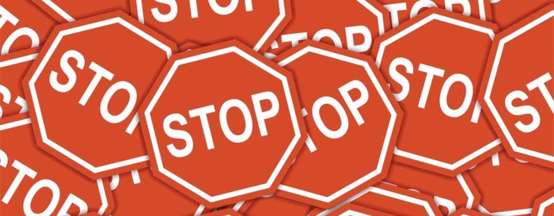 Fermate la follia UE!